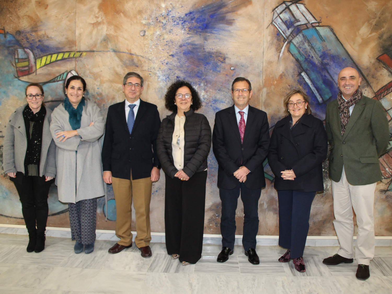 University Inter-Chairs meeting Seville